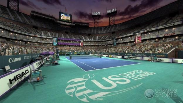 Virtua Tennis 4 Screenshot #10 for PS3
