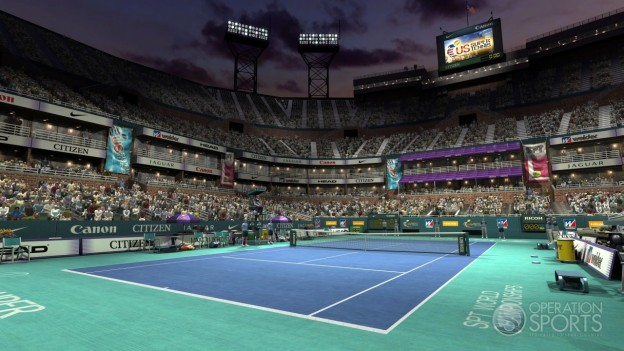 Virtua Tennis 4 Screenshot #11 for PS3