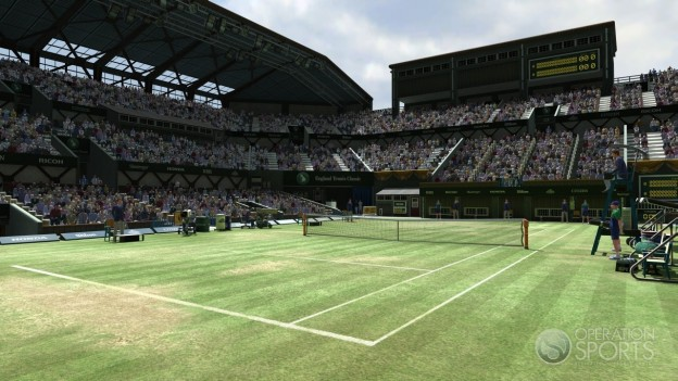 Virtua Tennis 4 Screenshot #12 for PS3
