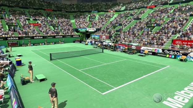 Virtua Tennis 4 Screenshot #15 for PS3