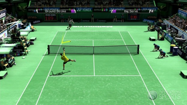 Virtua Tennis 4 Screenshot #21 for PS3