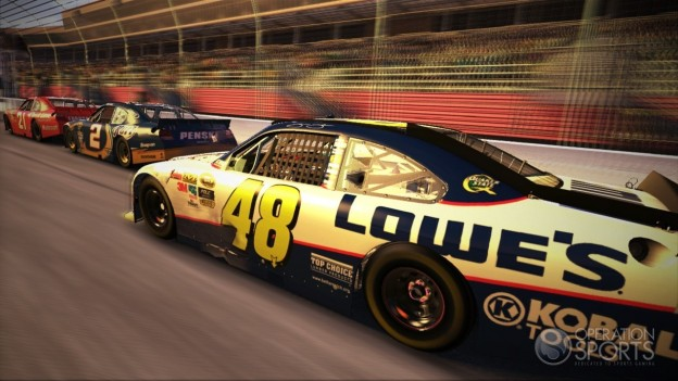 NASCAR The Game 2011 Screenshot #92 for Xbox 360