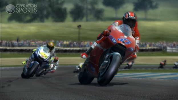 MotoGP 10/11 Screenshot #26 for Xbox 360