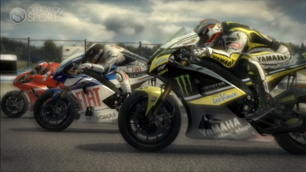 MotoGP 10/11 Screenshot #30 for Xbox 360