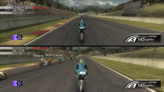 MotoGP 10/11 Screenshot #31 for Xbox 360
