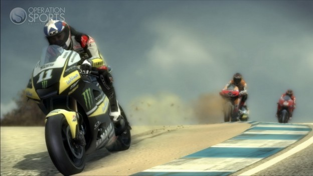 MotoGP 10/11 Screenshot #34 for Xbox 360