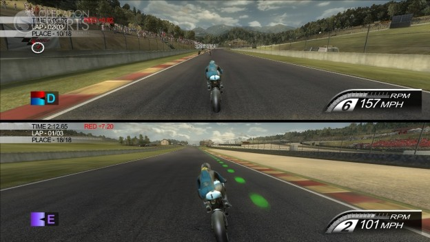 MotoGP 10/11 Screenshot #36 for Xbox 360