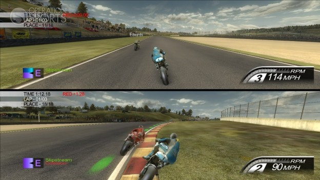 MotoGP 10/11 Screenshot #37 for Xbox 360