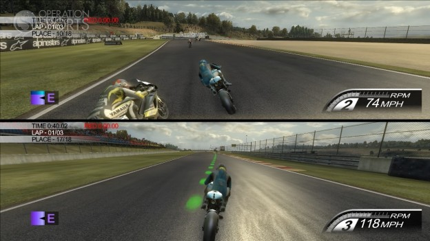 MotoGP 10/11 Screenshot #38 for Xbox 360