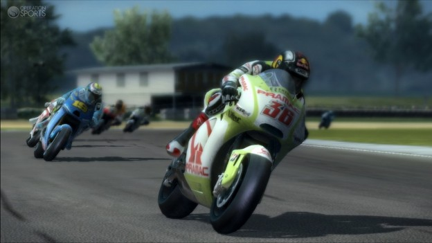 MotoGP 10/11 Screenshot #3 for PS3