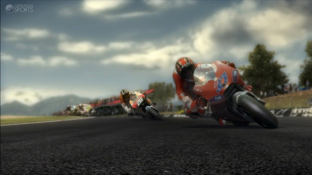 MotoGP 10/11 Screenshot #6 for PS3