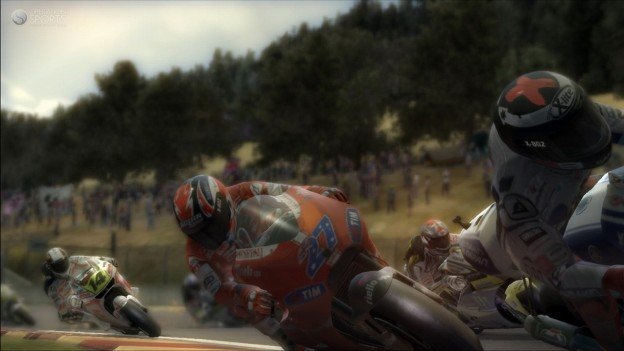 MotoGP 10/11 Screenshot #7 for PS3