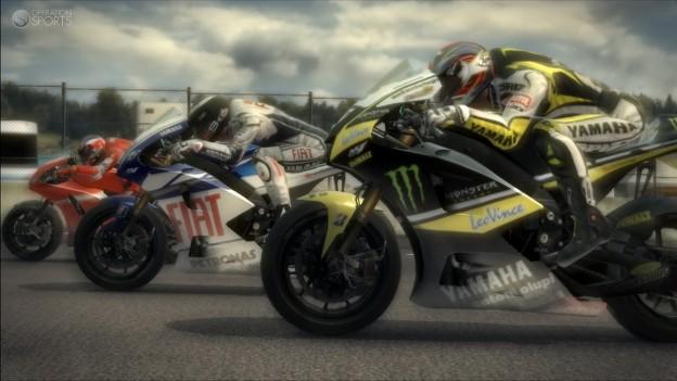 MotoGP 10/11 Screenshot #8 for PS3