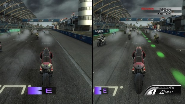 MotoGP 10/11 Screenshot #10 for PS3