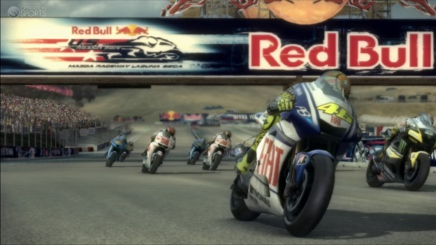MotoGP 10/11 Screenshot #13 for PS3