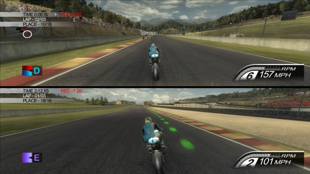 MotoGP 10/11 Screenshot #14 for PS3