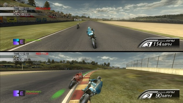 MotoGP 10/11 Screenshot #15 for PS3
