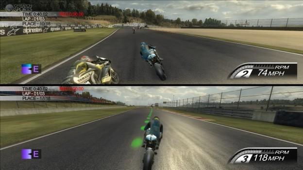 MotoGP 10/11 Screenshot #16 for PS3