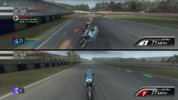 MotoGP 10/11 Screenshot #17 for PS3