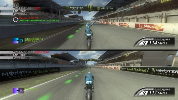 MotoGP 10/11 Screenshot #18 for PS3