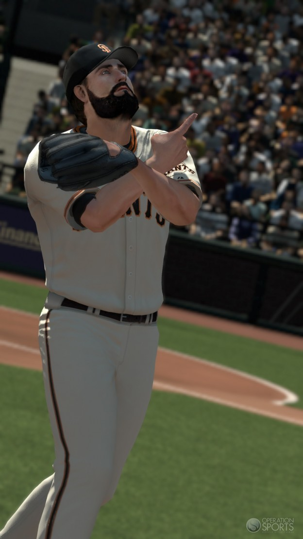 Major League Baseball 2K11 Screenshot #5 for PS3