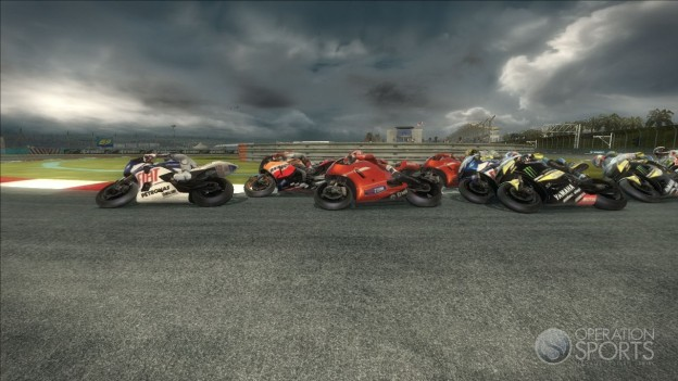 MotoGP 10/11 Screenshot #41 for Xbox 360