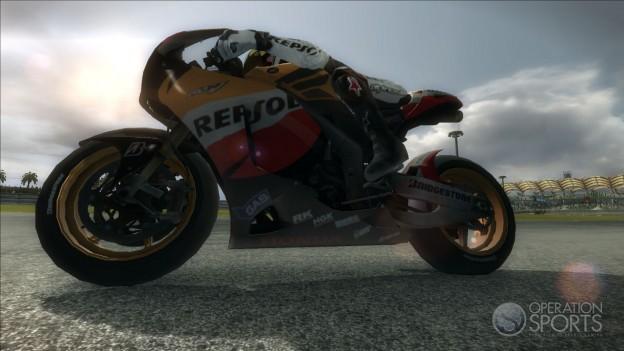 MotoGP 10/11 Screenshot #42 for Xbox 360