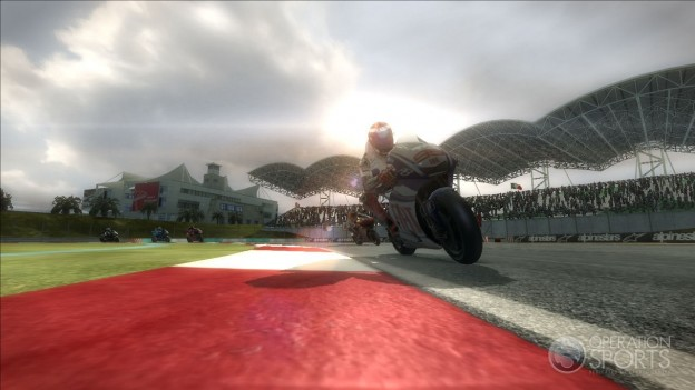 MotoGP 10/11 Screenshot #44 for Xbox 360