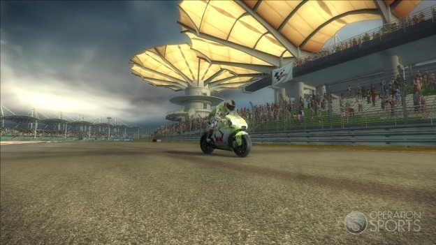 MotoGP 10/11 Screenshot #46 for Xbox 360