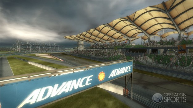 MotoGP 10/11 Screenshot #47 for Xbox 360