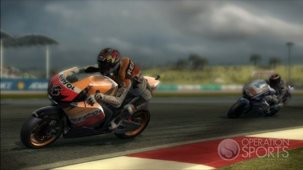 MotoGP 10/11 Screenshot #48 for Xbox 360