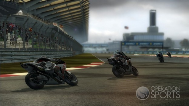 MotoGP 10/11 Screenshot #49 for Xbox 360