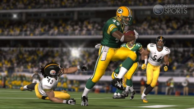 Madden NFL 11 Screenshot #264 for Xbox 360
