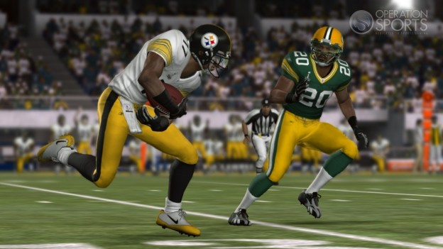 Madden NFL 11 Screenshot #267 for Xbox 360