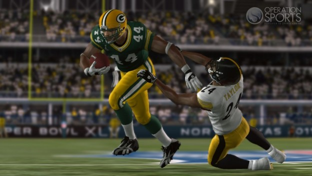 Madden NFL 11 Screenshot #269 for Xbox 360