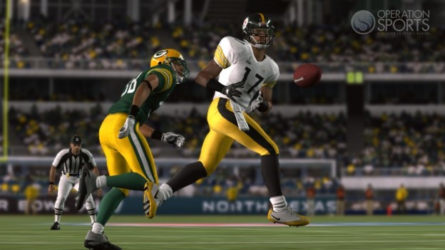 Madden NFL 11 Screenshot #274 for Xbox 360