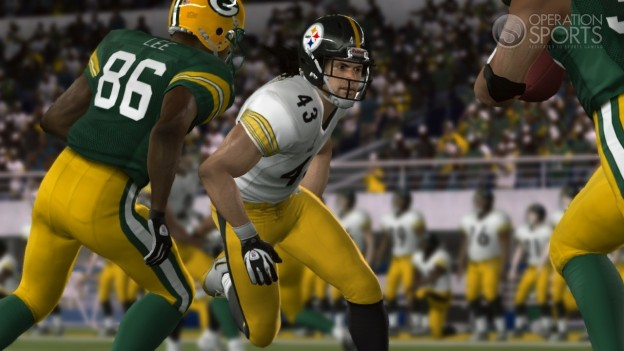 Madden NFL 11 Screenshot #276 for Xbox 360