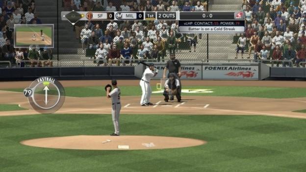Major League Baseball 2K11 Screenshot #17 for Xbox 360