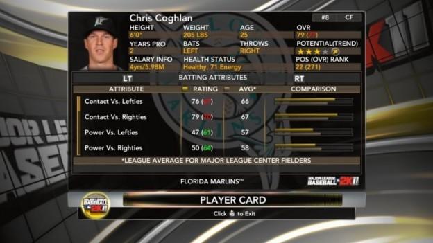 Major League Baseball 2K11 Screenshot #19 for Xbox 360