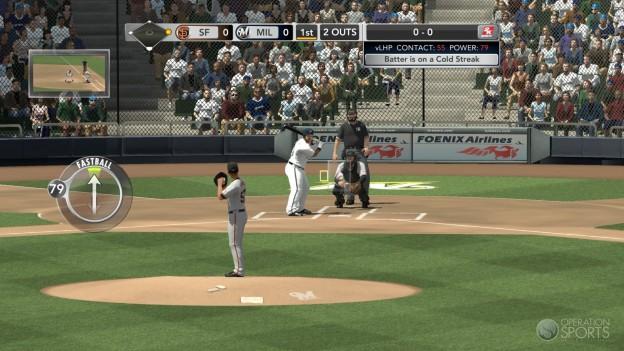 Major League Baseball 2K11 Screenshot #23 for Xbox 360