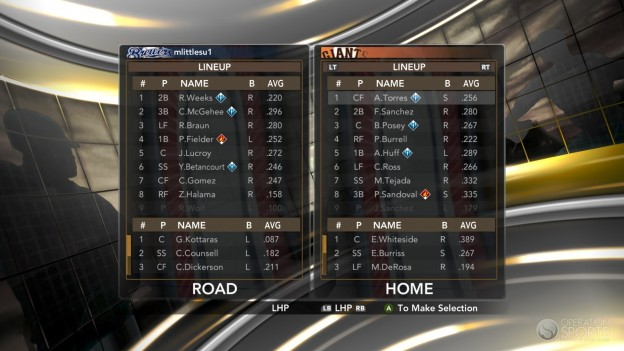Major League Baseball 2K11 Screenshot #33 for Xbox 360