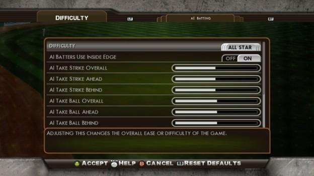 Major League Baseball 2K8 Screenshot #26 for Xbox 360