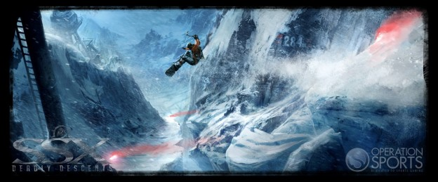 SSX Screenshot #6 for Xbox 360