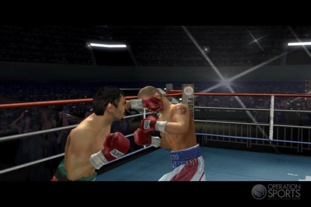 Fight Night Champion Screenshot #2 for iPhone