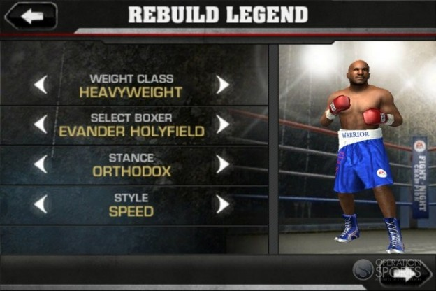 Fight Night Champion Screenshot #3 for iPhone
