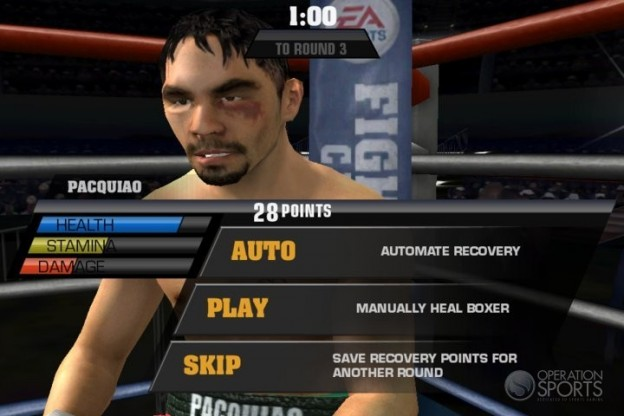 Fight Night Champion Screenshot #5 for iPhone