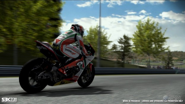 SBK 2011 Screenshot #18 for PS3