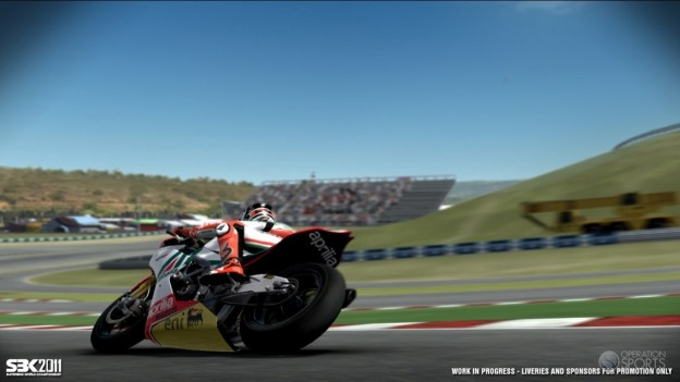 SBK 2011 Screenshot #19 for PS3