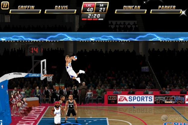 NBA Jam Screenshot #1 for iPhone