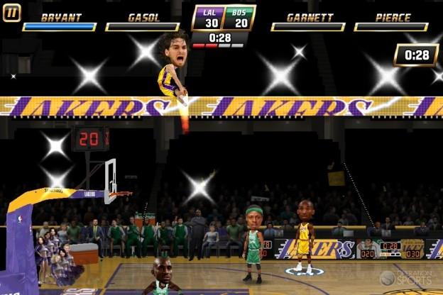 NBA Jam Screenshot #2 for iPhone